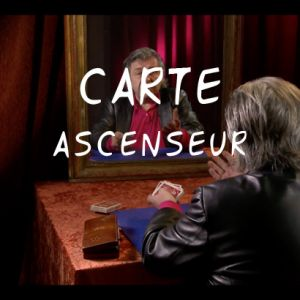 CARTE ASCENSEUR