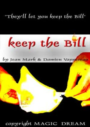 Keep The Bill du magicien Damien Vappereau