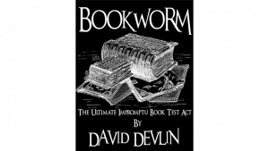Bookworm - The Ultimate Impromptu Book Test Act by AMG Magic eBook