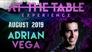 At The Table Live Lecture Adrian Vega August 7th 2019 video