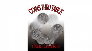 COINS THRU TABLE by Paul A. Lelekis eBook