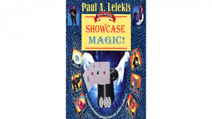 SHOWCASE MAGIC! by Paul A. Lelekis Mixed Media