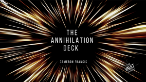The Vault - The Annihilation Deck by Cameron Francis Mixed Media