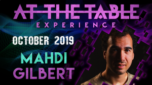 At The Table Live Lecture Mahdi Gilbert October 2nd 2019 video
