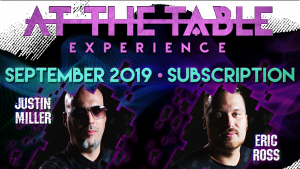 At The Table September 2019 Subscription video