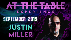 At The Table Live Lecture Justin Miller 2 September 4th 2019 video