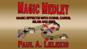 MAGIC MEDLEY by Paul A. Lelekis Mixed Media