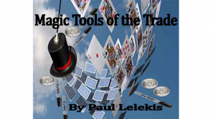Magic Tools Of The Trade by Paul Lelekis Mixed Media