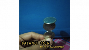Balance Coin by Arif Illusionist video