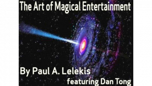 The Art of Magical Entertainment by Paul A. Lelekis Mixed Media