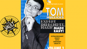 The Vault - Tom Mullica Expert Impromptu Magic Volume 1 video