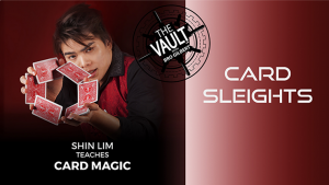 The Vault - Card Sleights by Shin Lim video