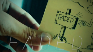 Faded by Ebby Tones video