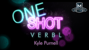 MMS ONE SHOT - VERBL by Kyle Purnell video