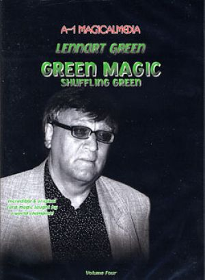 DVD Green Magic Vol. 4 - Shuffling Magic