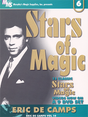 Stars Of Magic #6 (Eric DeCamps) DOWNLOAD
