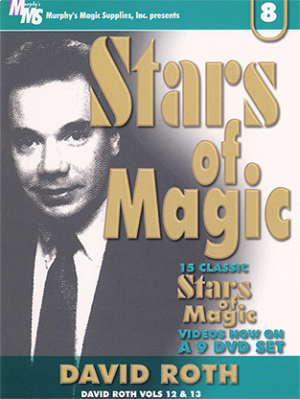 Stars Of Magic #8 (David Roth) DOWNLOAD