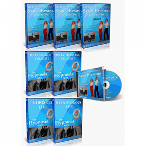 Secrets of Professional Stage Hypnosis & Street Hypnotism by