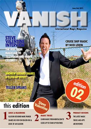 VANISH Magazine June/July 2012 eBook DOWNLOAD