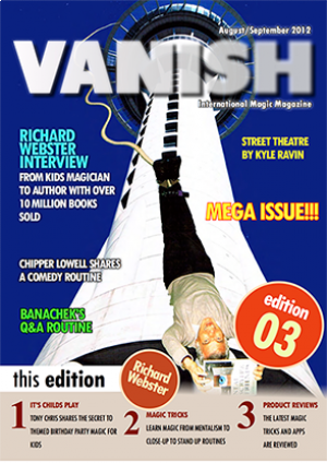 VANISH Magazine August/September 2012 eBook DOWNLOAD