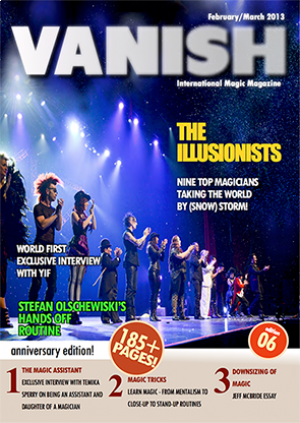 VANISH Magazine February/March 2013 eBook DOWNLOAD