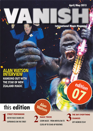 VANISH Magazine April/May 2013 eBook DOWNLOAD