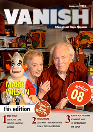VANISH Magazine June/July 2013  eBook DOWNLOAD