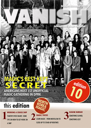 VANISH Magazine October/November 2013 eBook DOWNLOAD