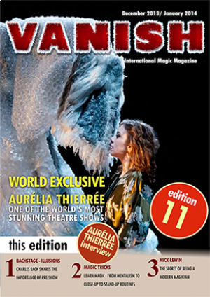VANISH Magazine December 2013/January 2014 eBook DOWNLOAD
