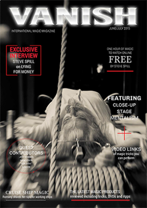VANISH Magazine June/July 2015 eBook DOWNLOAD
