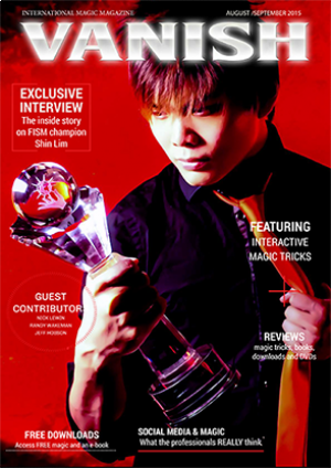 VANISH Magazine August/September 2015 eBook DOWNLOAD