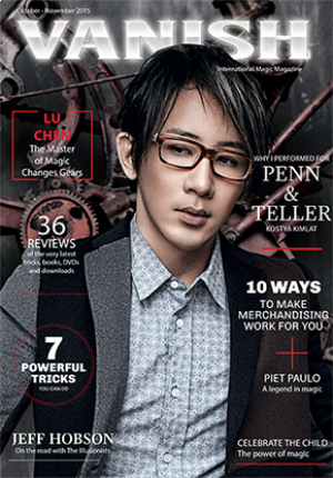 VANISH Magazine October/November 2015 eBook DOWNLOAD