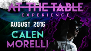 At the Table Live Lecture Calen Morelli August 17th, 2016 video DOWNLOAD