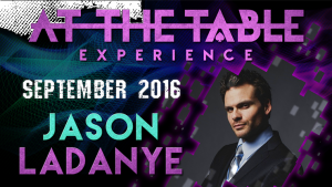 At the Table Live Lecture Jason Ladanye September 21st, 2016 video DOWNLOAD