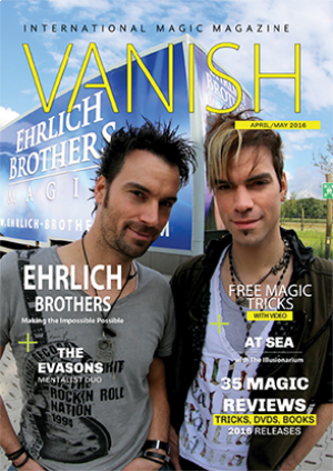 VANISH Magazine April/May 2016 eBook DOWNLOAD