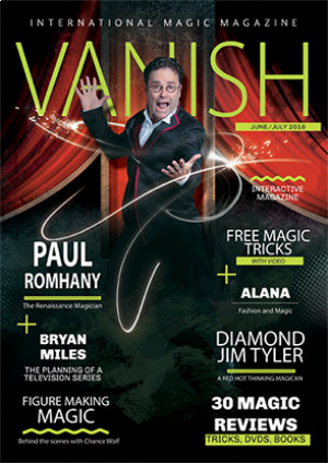 VANISH Magazine June/July 2016 eBook DOWNLOAD