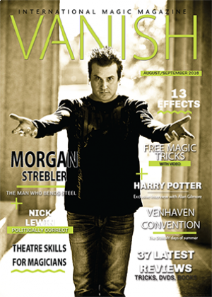 VANISH Magazine August/September 2016 eBook DOWNLOAD