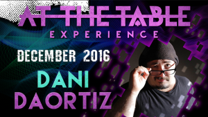 At The Table Live Lecture Dani DaOrtiz 2 21/12/16 - video DOWNLOAD