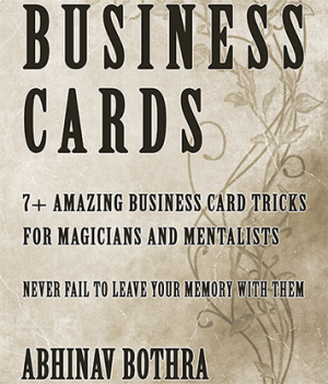 Business Cards - Mixed Media DOWNLOAD