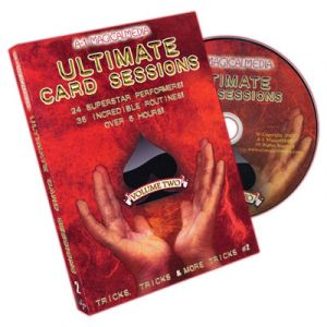 DVD : Ultimate Card Sessions - Volume 2