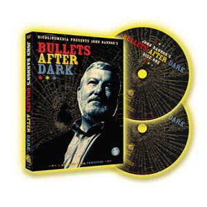 Bullets After Dark (2 DVD) par le magicien John Bannon