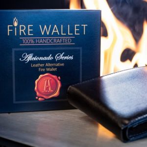 THE AFICIONADO FIRE WALLET