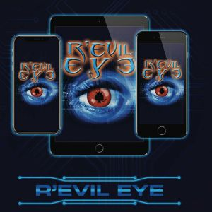REVIL EYE - application magie numérique iphone ipad