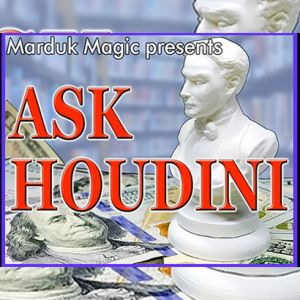 ASK HOUDINI - QUIQUE MARDUK