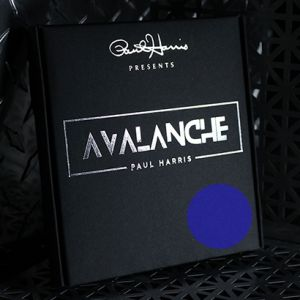 AVALANCHE (bleu) - Paul HARRIS