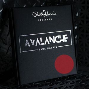 AVALANCHE (rouge) - Paul HARRIS