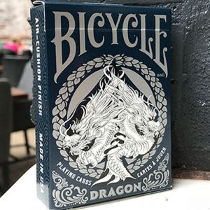 JEU DE CARTES BICYCLE DRAGON