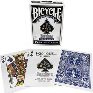 Jeu de cartes Bicycle Hessler