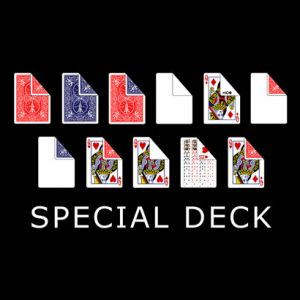 BICYCLE SPECIAL DECK