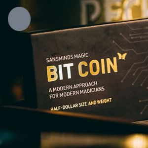 THE BIT COIN - ARGENT